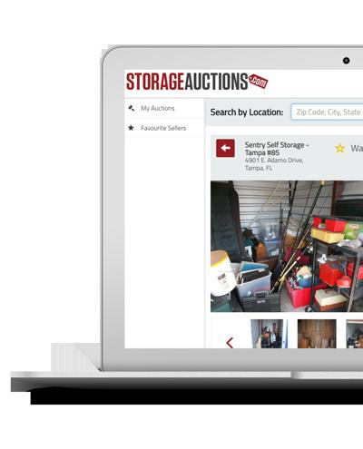 Self Storage Auctions | StorageAuctions com